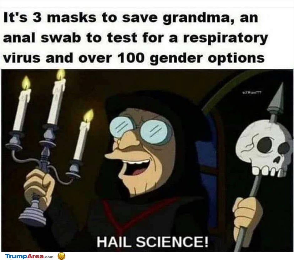 Hail Science