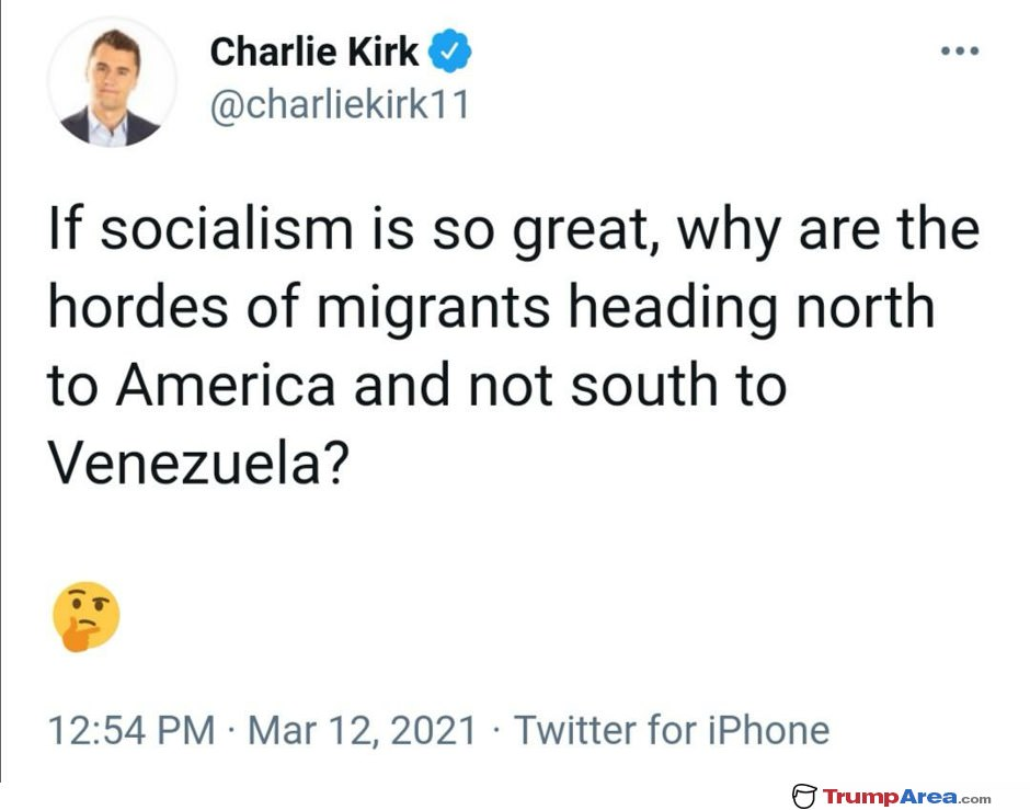 If Socialism Is So Good