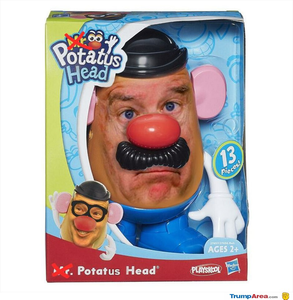 Potatus Head