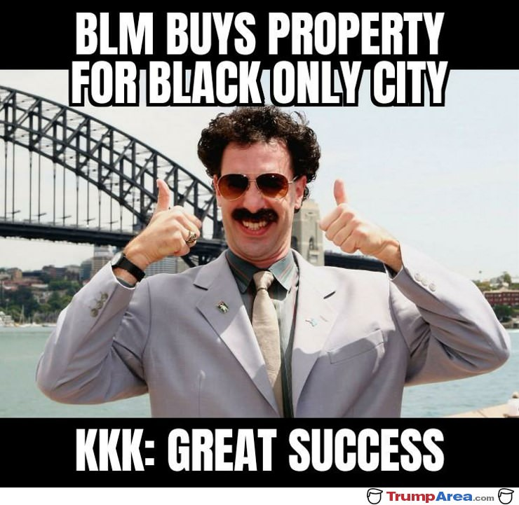 BLM is a joke