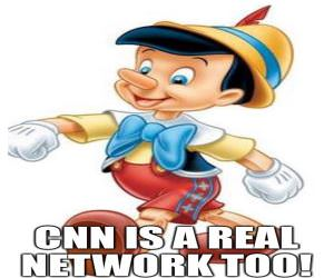 CNN is real too