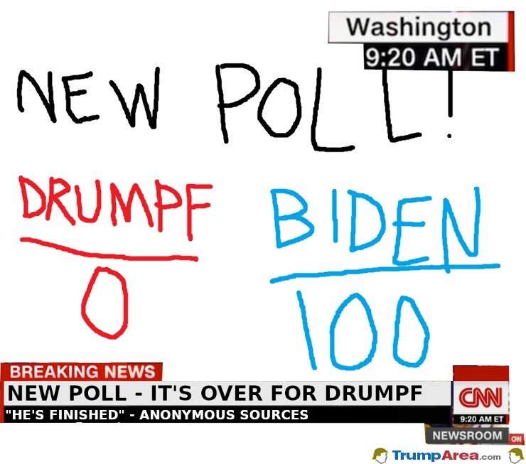 CNN new poll