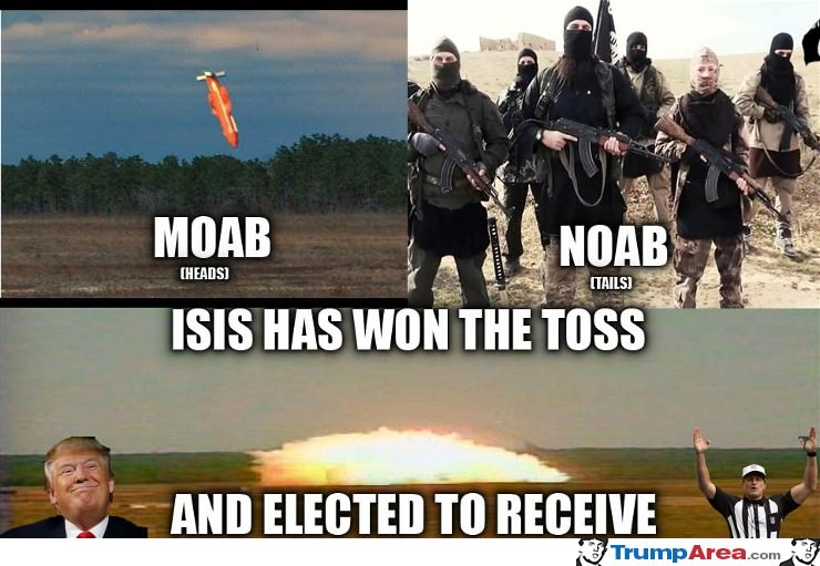 ISIS has elected to receive