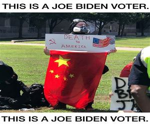 A Joe Biden Voter