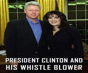 And His Whistle Blower