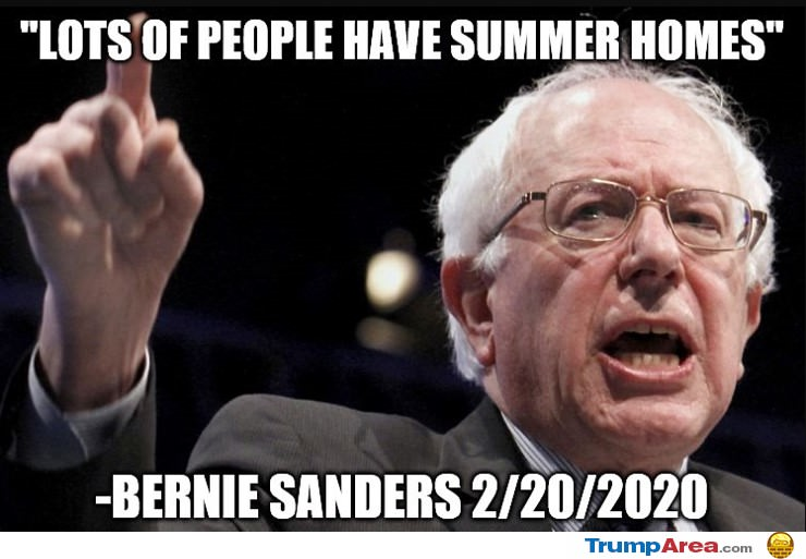 Bernie The Commie