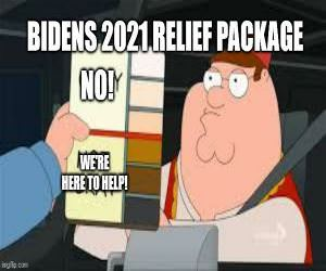 Bidens Relief Package