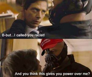 But I Called You Racist