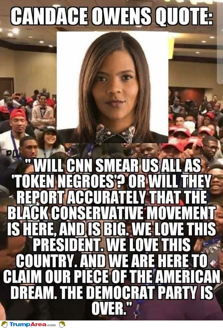 Candace Owens Is A Patriot