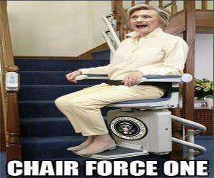 Chair Force One