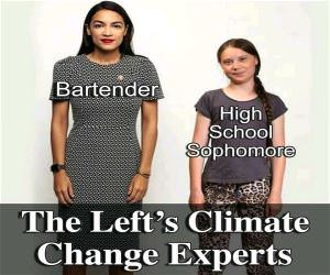 Climate Change Experts