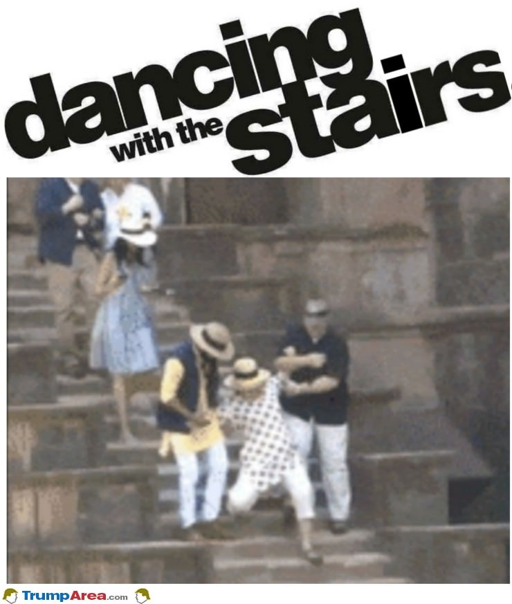 Dancing With The Stairs