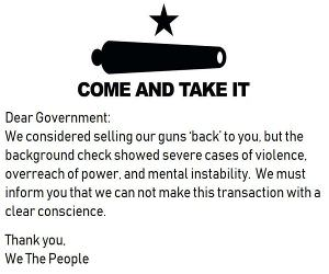 Dear Government