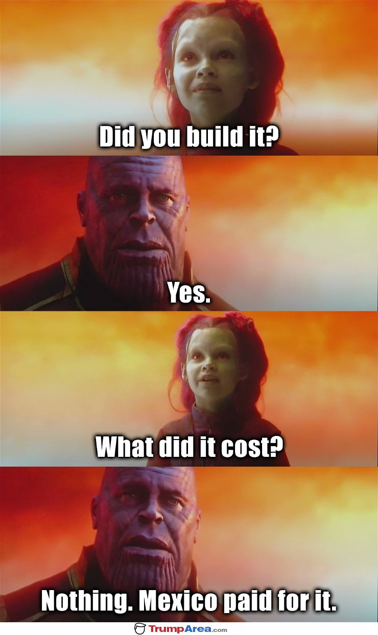 Did You Build It