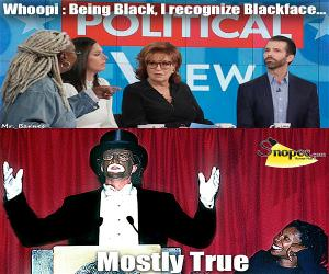 Double Standards On The View