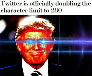 Doubling The Characters