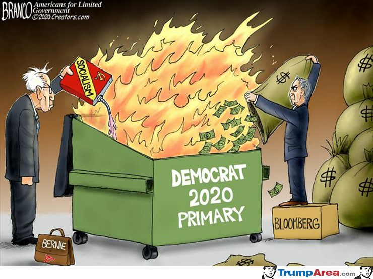Dumpster Fire Of 2020
