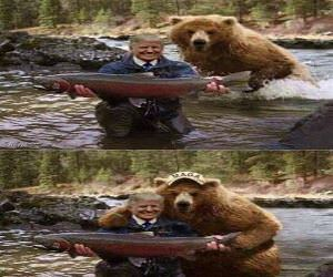 Even Bears Love Him