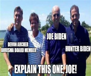 Explain This One Joe
