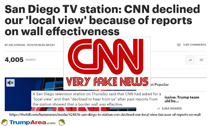 fake news is CNN