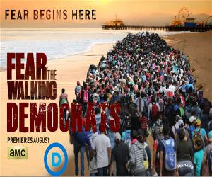 Fear Of The Walking Dems