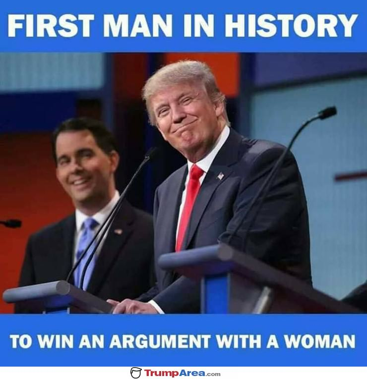 First Man In History