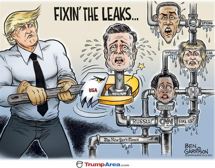 Fixing The Leaks