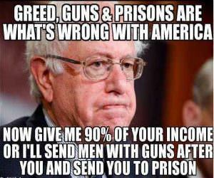 Greed Guns And Prison