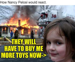 How Nancy Would React