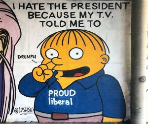I Hate The President