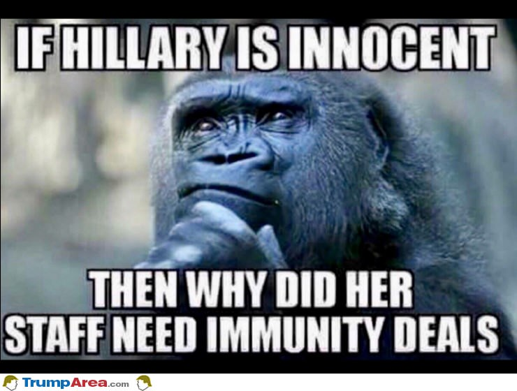 If Hillary Is Innocent