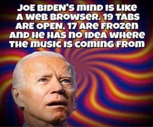 Joe Bidens Mind