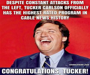 Keep On Winning Tucker