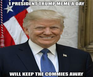 Keep The Commies Away