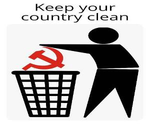Keep Your Country Clean