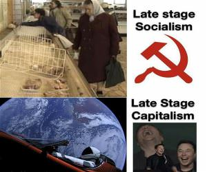 Late Stage Socialism