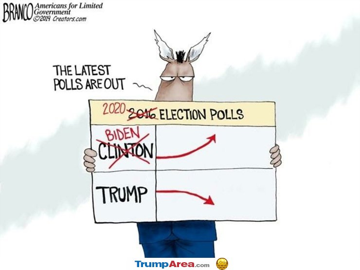 Latest Polls Are Out