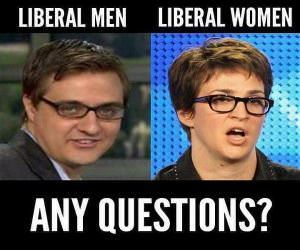 Liberal Men And Women