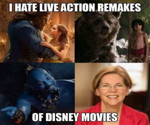 Live Action Remakes