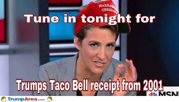Maddow Found More Top Secret Info
