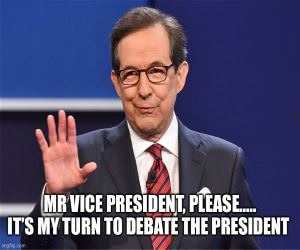Mr Vice President Please