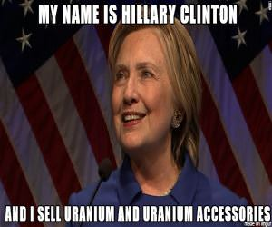 My Name Is Hillary Clinton