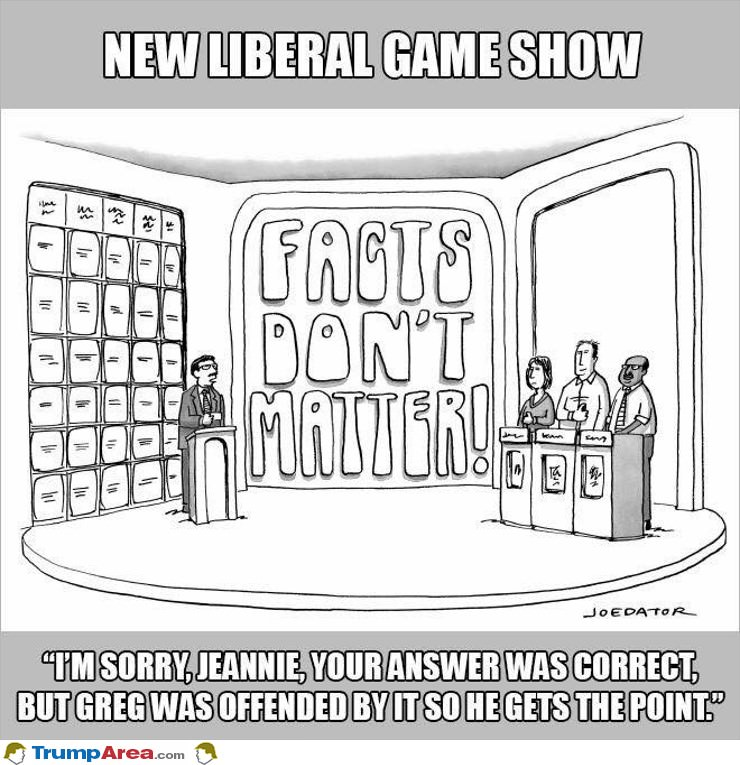 New Liberal Gameshow