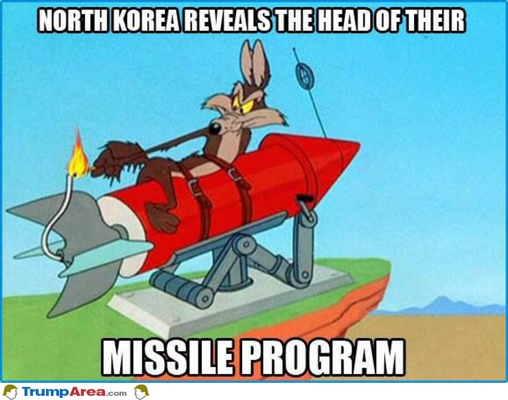 North Korea Reveals The Head
