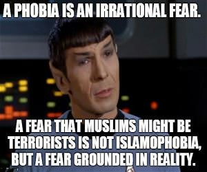 Not A Phobia