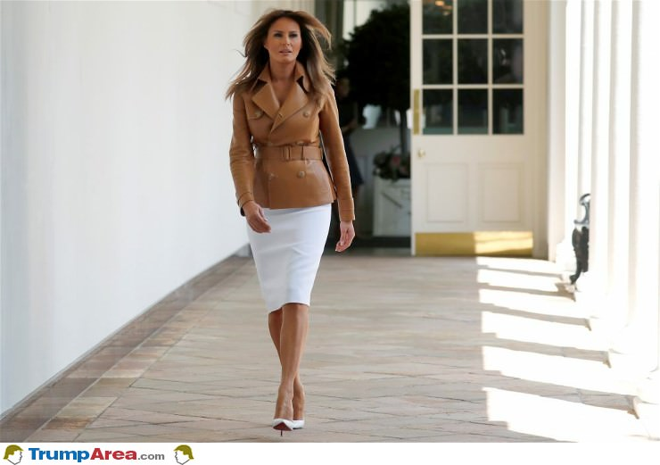 Our Elegant First Lady