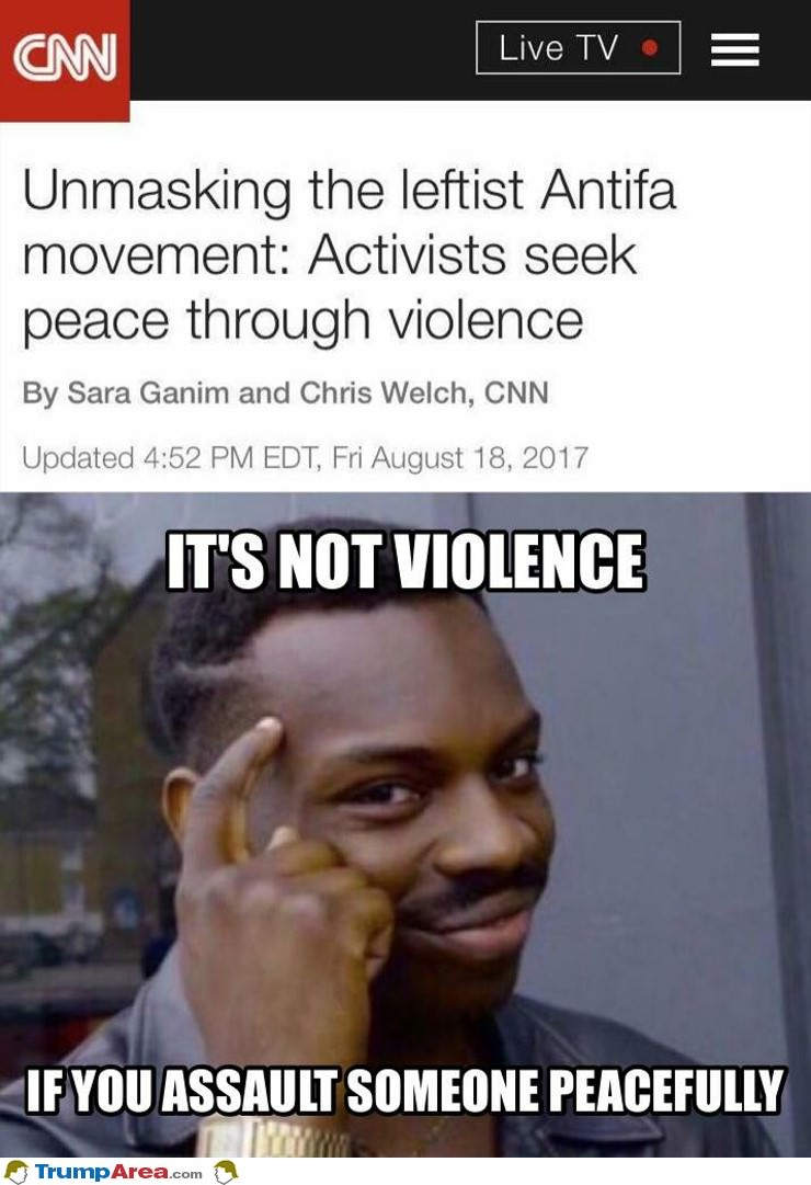 Peaceful Attack