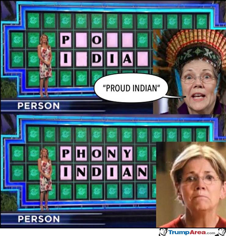 Phony Indian