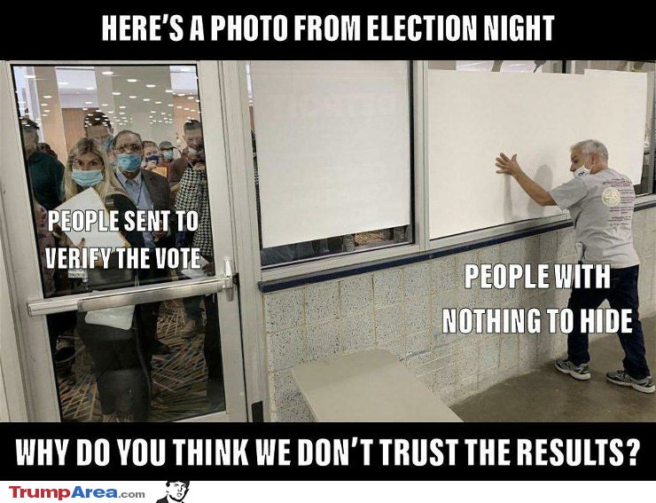 Photo From Election Night