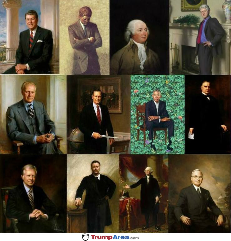 Presidential Portraits